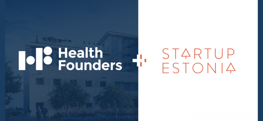 Health Founders and Startup Estonia begin collaboration